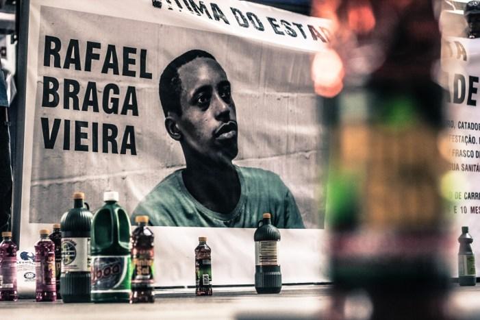 Defesa de Rafael Braga tenta impedir que ele volte à prisão após tratar tuberculose
