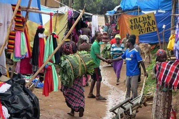 Informam centenas de mortos por confrontos no sul etíope