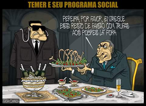 O desmonte do Estado social