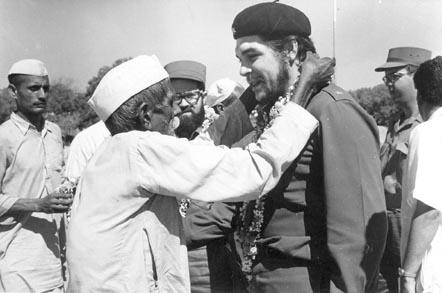 A primeira viagem do Comandante Ernesto Che Guevara ao exterior: Junho de 1959