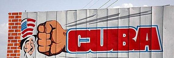 Em todas as partes se levanta a voz de Cuba frente ao bloqueio