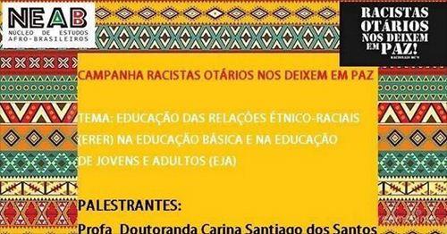 Educação das Relações Étnico-Raciais na educação EJA