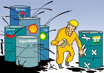 A quem serve a privatização da Petrobras