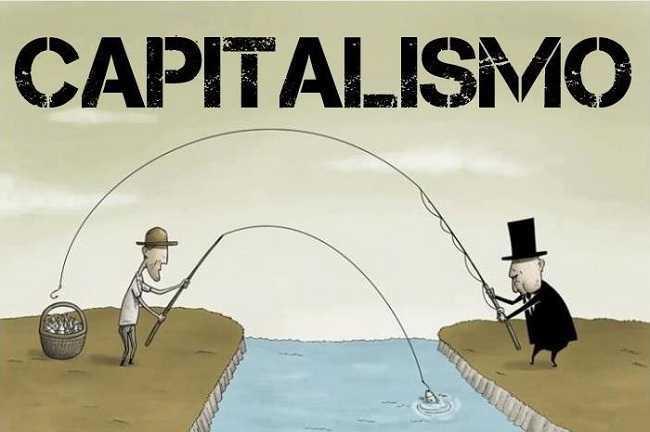 Ataques aos comunistas, aplausos aos capitalistas