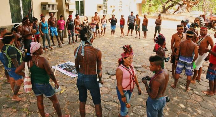 Indígenas de cinco povos ocupam sede da Funai em São Luís (MA) exigindo demarcações de terras