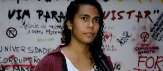 Estudante da Paraíba recebe voz de prisão de PM por reproduzir frase de artista famoso
