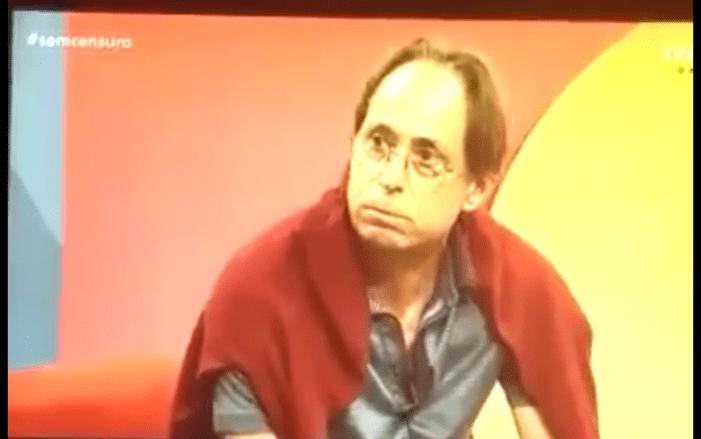 Pedro Cardoso se levanta e vai embora de programa da EBC em solidariedade aos trabalhadores em greve