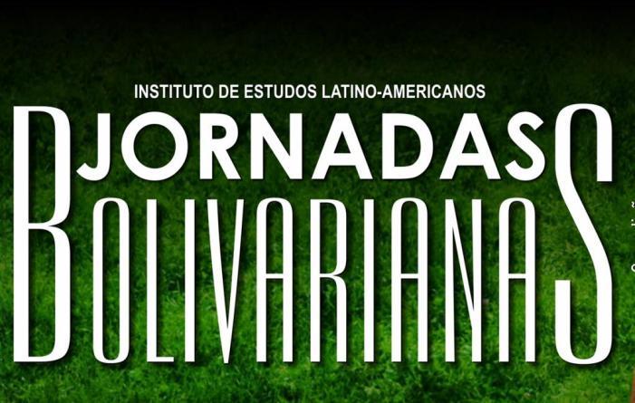 Jornadas Bolivarianas XIV – chamada de trabalhos