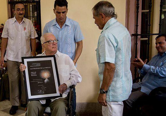 Morre o intelectual e político cubano Armando Hart Dávalos