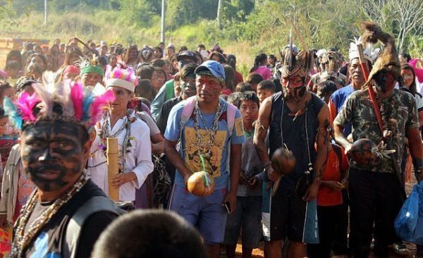 PR: Demarcação de áreas em Guaíra volta à pauta com desinformação e ato anti-indígena