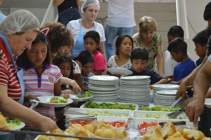 Indígenas de Miraguaí e Tenente Portela participam de almoço partilhado em São Miguel do Oeste/SC
