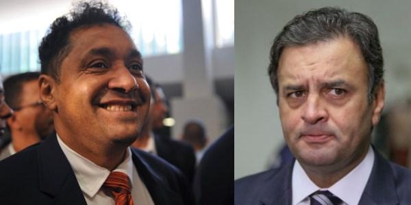 Duas despedidas, dois palhaços num país que virou uma piada: Tiririca e Aécio