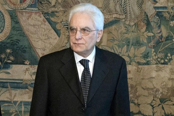 Presidente da Itália dissolve Parlamento e convoca eleições para março