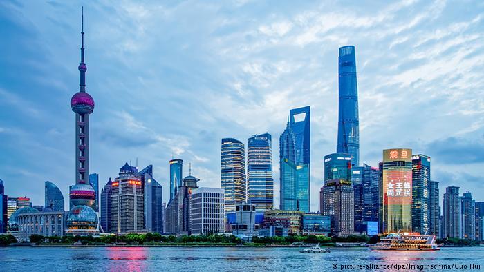 Xangai estabelece limite de 25 milhões de habitantes