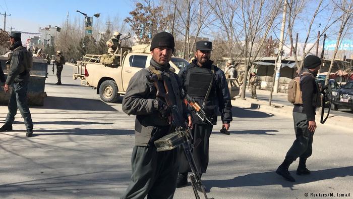 Atentado no Afeganistão mata pelo menos 40 pessoas