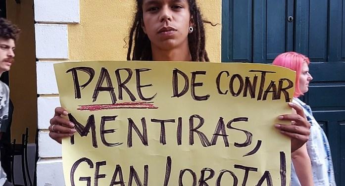 Cobertura do ato contra o aumento da tarifa em Florianópolis. Acompanhe ao vivo!