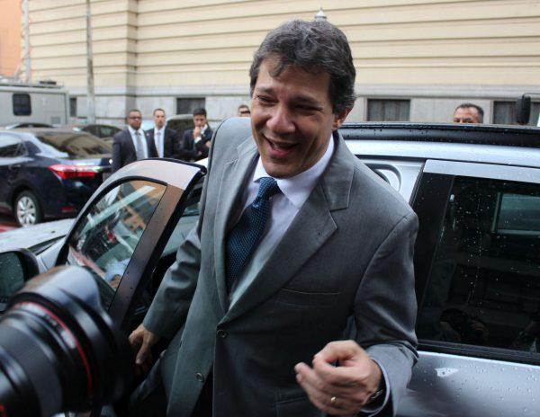 Haddad é coordenador da campanha de Lula e isso explica a ânsia da PF em indiciá-lo