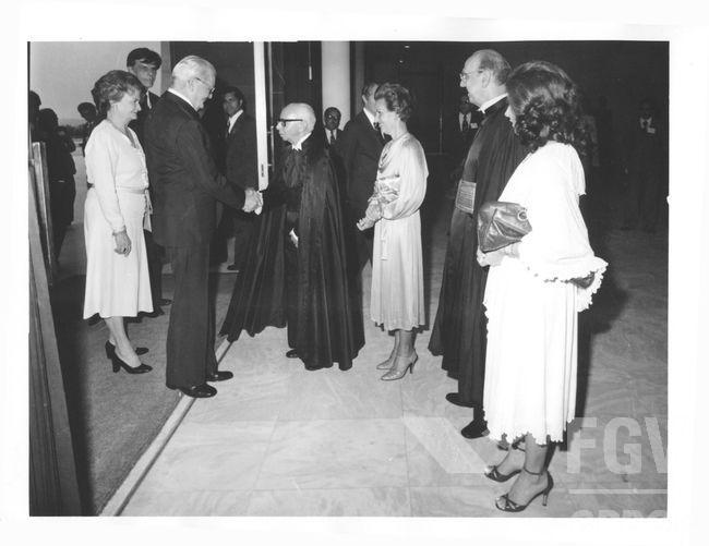 No STF, avô do presidente do TRF 4 saudou Geisel por golpe que garantiu alguns anos a mais para a ditadura