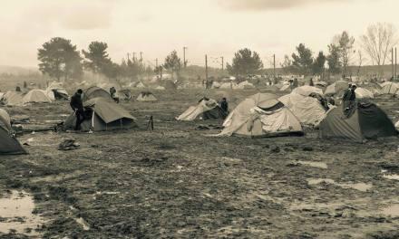 El niño refugiado