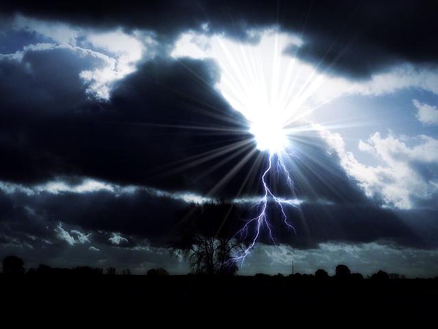 El llanto de la luz