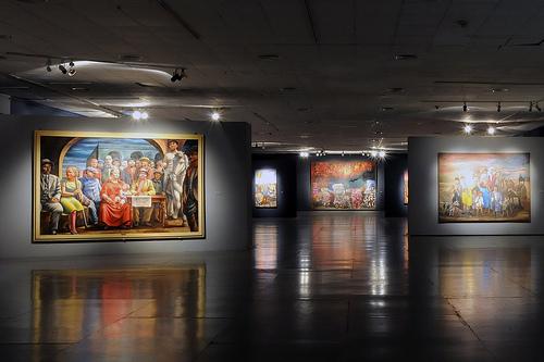 Una tarde de museo