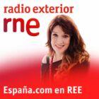 Mar Maestro y Enrique Brossa, ambos de desafiosliterarios.com, en Radio Exterior-Radio Nacional de España