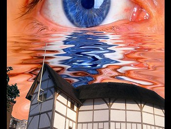 Ojitos de azules miradas