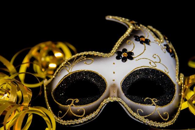 ¡Quítate la máscara!