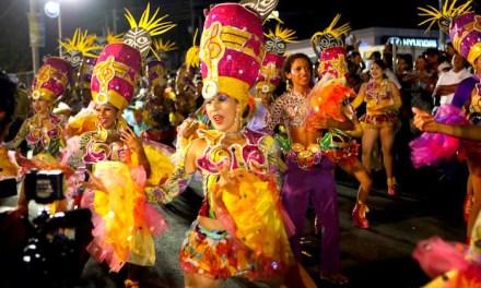 Angustia en carnaval