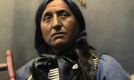 Se reeditan las memorias de Alce negro, hombre santo de los Sioux