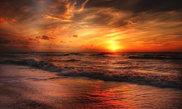 Playa Ilusión, la partida