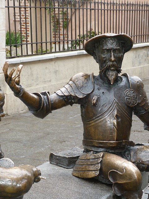 Carta a Don Quijote