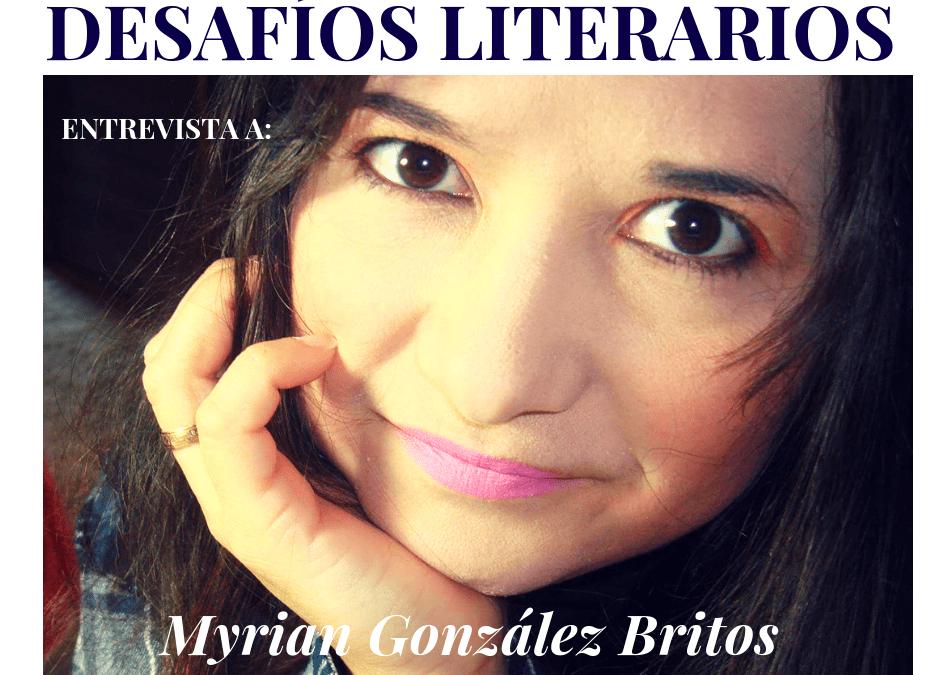 Entrevista a Myrian González Britos
