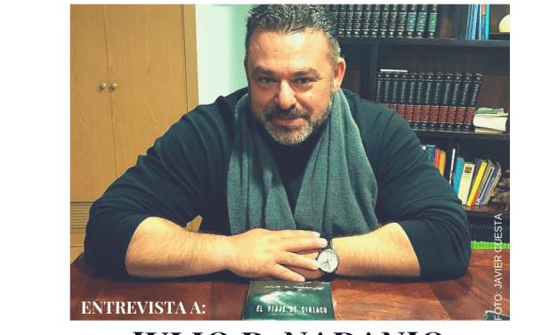 Entrevista a Julio R. Naranjo