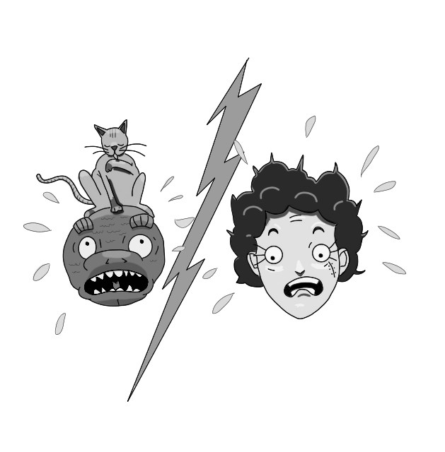 El inspector Tontinus y la nave alienígena. Capítulo 6