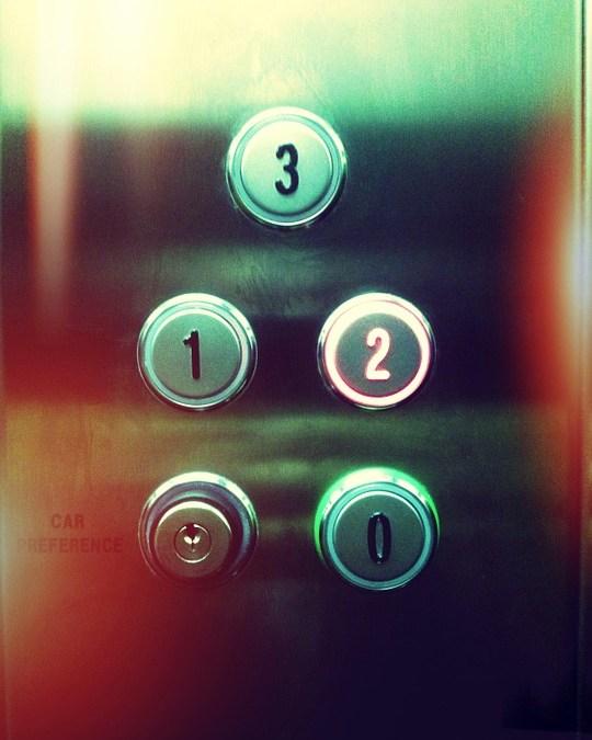 El ascensor ( El desenlace )
