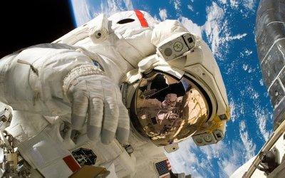El astronauta ( segunda parte)