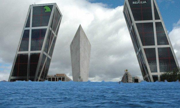 El día en que el mar inundó Madrid