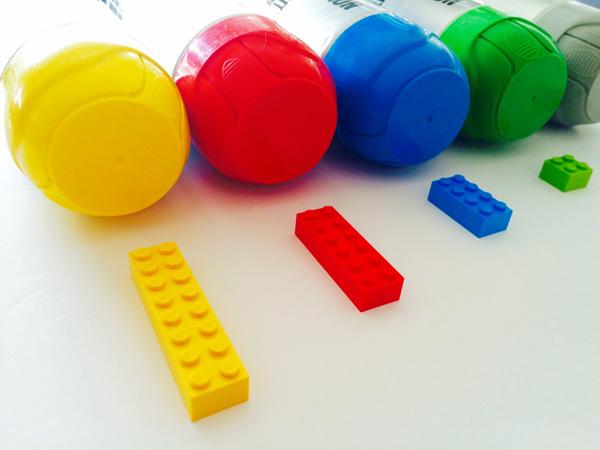 colores piezas