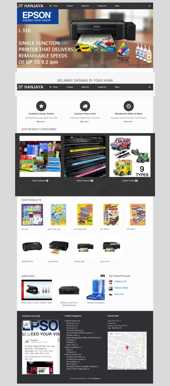HanjayaGroup   Penyedia Tinta  Printer  Stationeri dan Produk Edukasi eceran maupun grosiran
