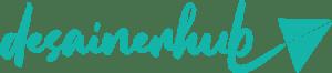 Desainerhub logo 2019 oleh ahmad zaki