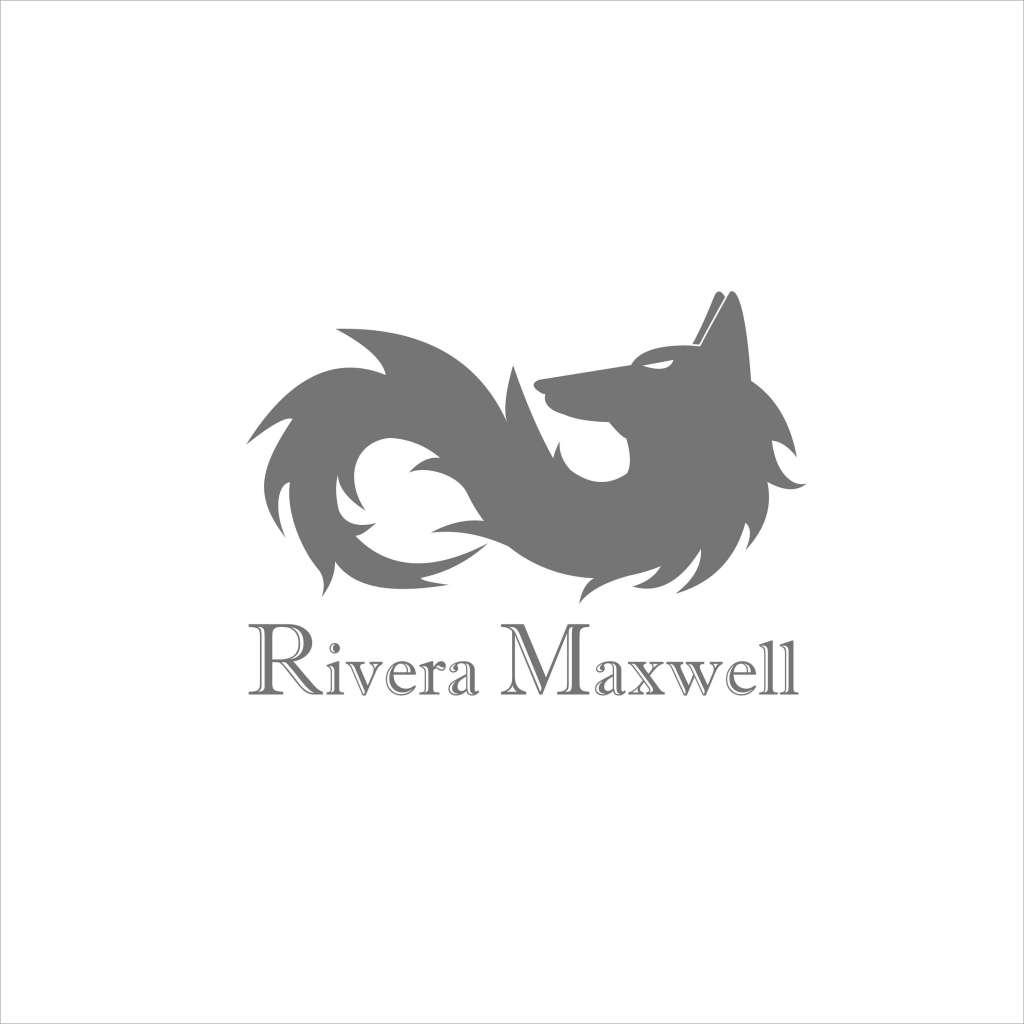 Rivera Maxwell Logo Design