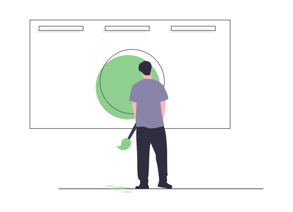 profesi sebagai desainer grafis