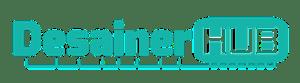 Desainerhub logo 2020 oleh abdul aziz