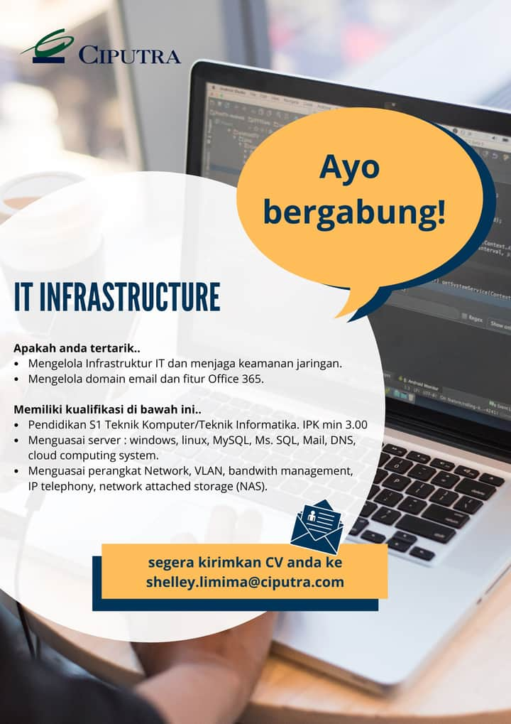 IT Infrastructure
