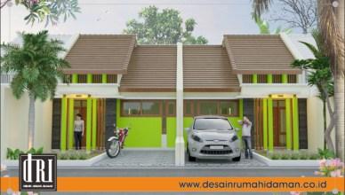 Contoh Rumah Sederhana Desain Rumah Idaman