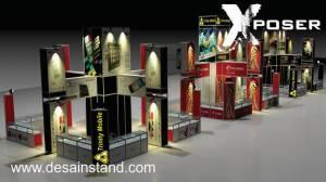 booth design baru