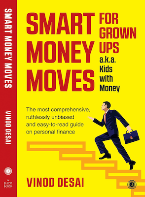 Book on Investing for Beginners - Smart Money Moves - India