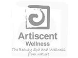 Logo s Klanten Artiscent