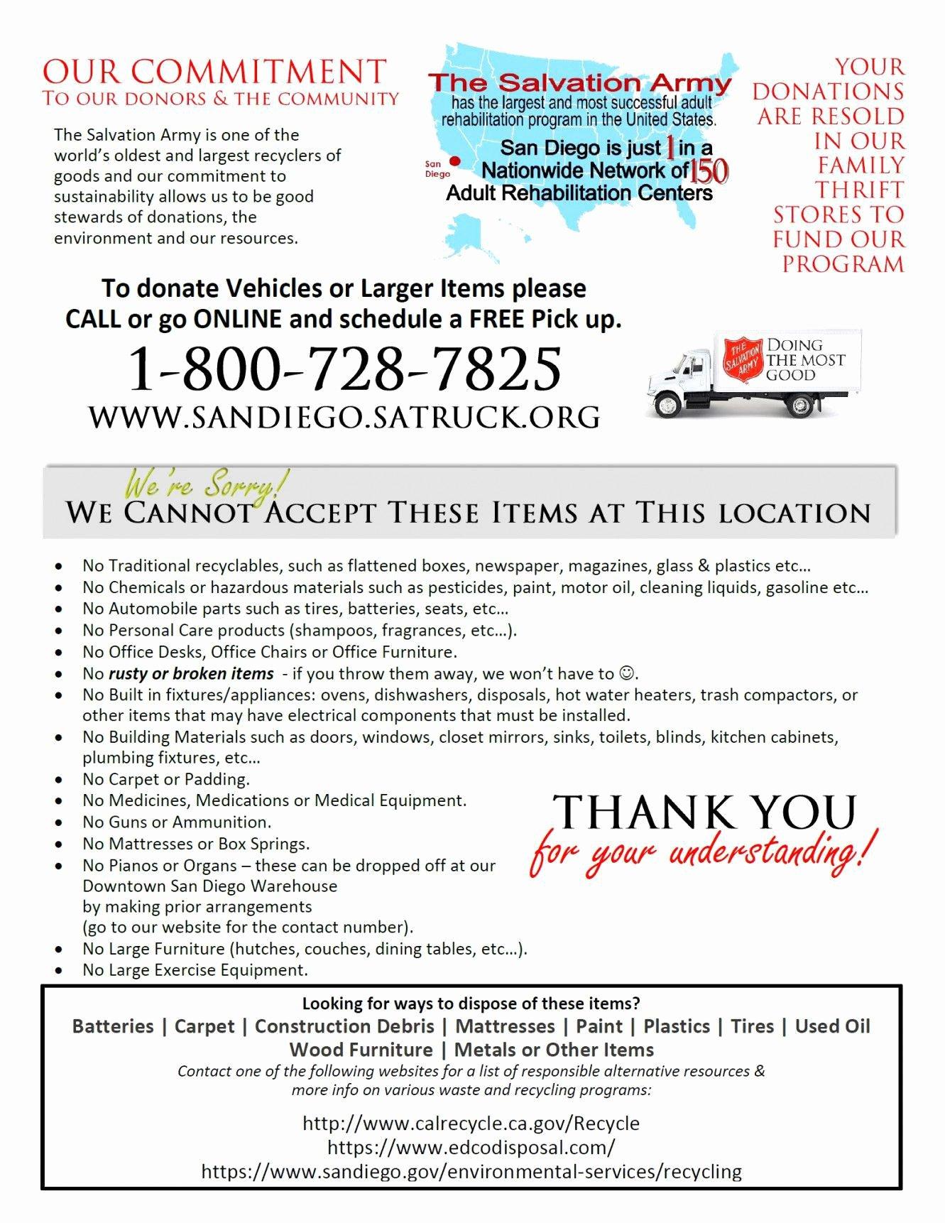 38 Donation Value Guide Spreadsheet